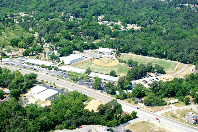Aerial View Large | Augusta Christian Schools