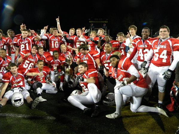 Football State Champs 2012 2 | Athletics