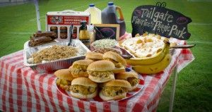 Barbecue Tailgate pic | Augusta Christian Schools