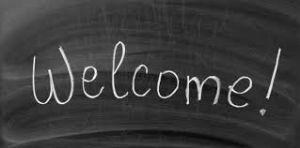 Welcome chalkboard | Augusta Christian Schools