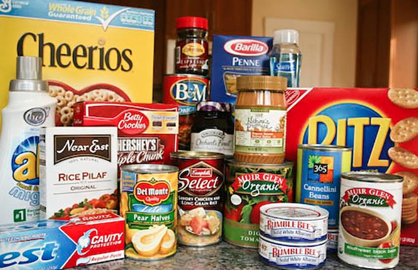 Food Drive 2014   Augusta Christian Schools