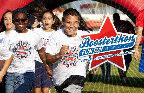 Boosterthon Fun Run Banner 2015 | Augusta Christian Schools