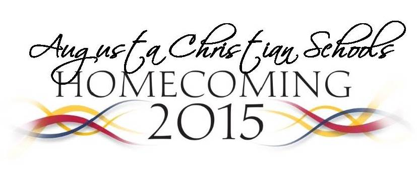 Homecoming 2015 graphic 3 | Augusta Christian Schools