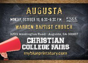 Christian College Fair 2015 | Augusta Christian Schools
