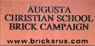 Brick  | Augusta Christian Schools