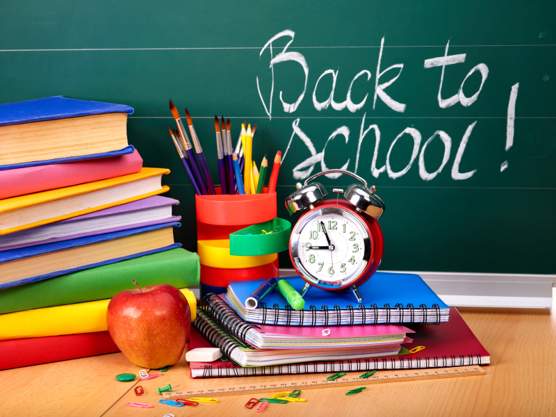 Back to school image | Augusta Christian Schools