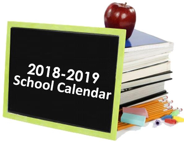 2018-19 School Calendar image | Augusta Christian Schools