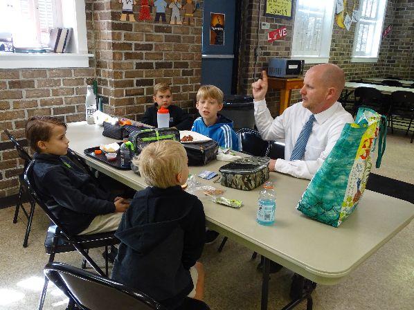 Jeremy Blackstock | Augusta Christian Schools