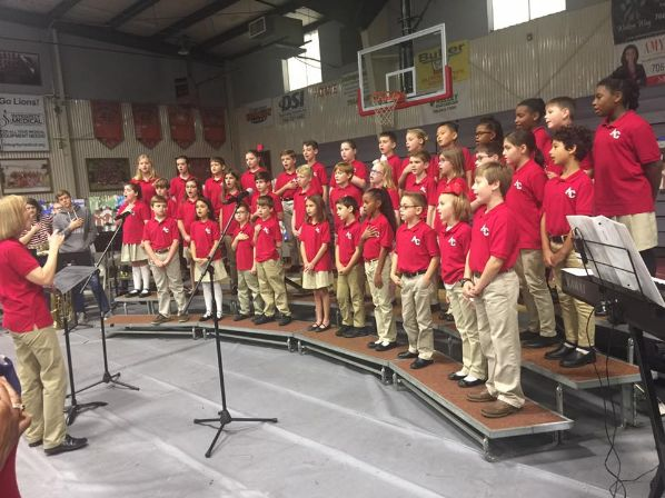 Elementary Chorus 2018 | Augusta Christian Schools