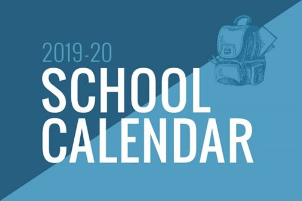 2019-2020 school calendar image | Augusta Christian Schools