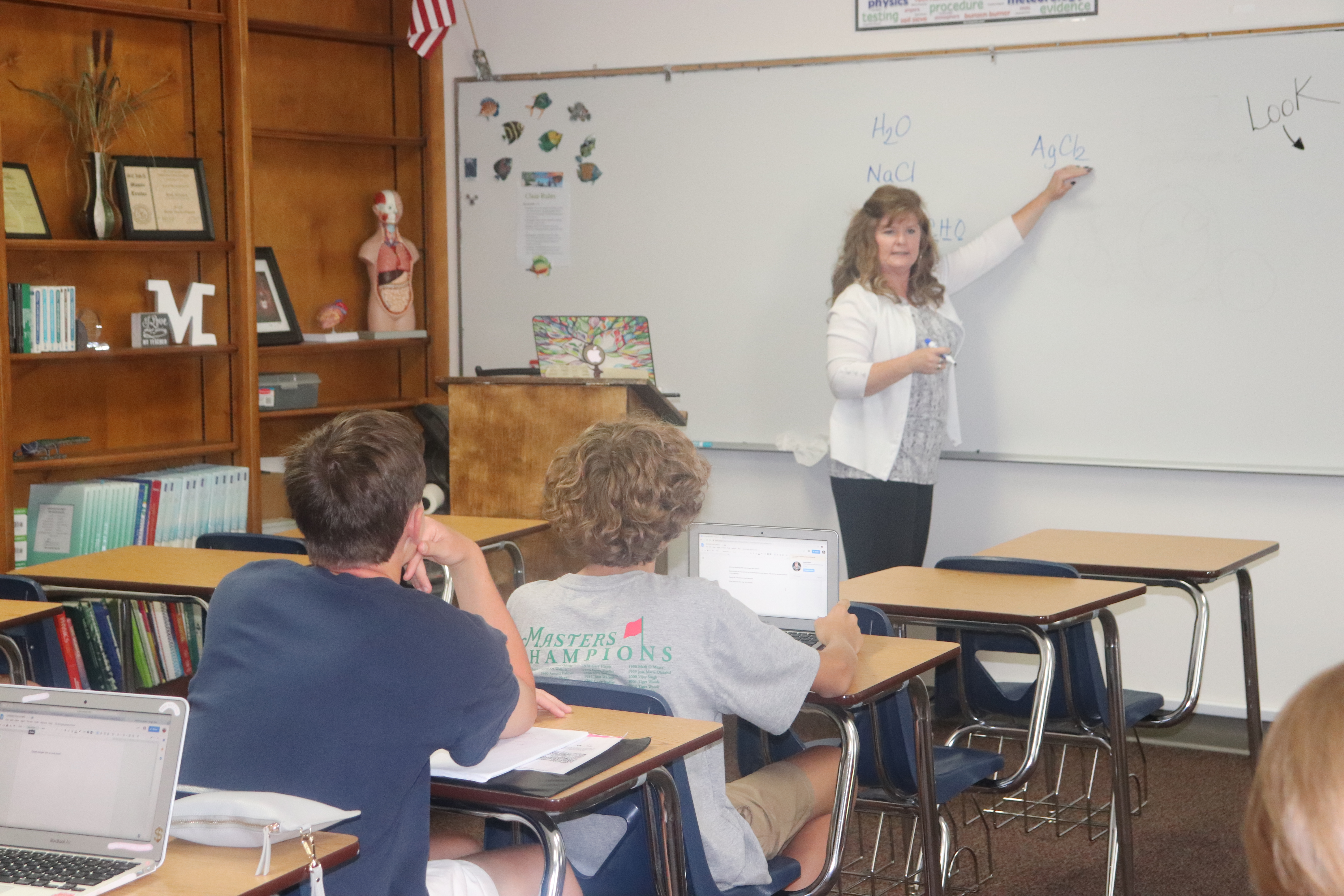 Classroom pic 2 | Augusta Christian Schools