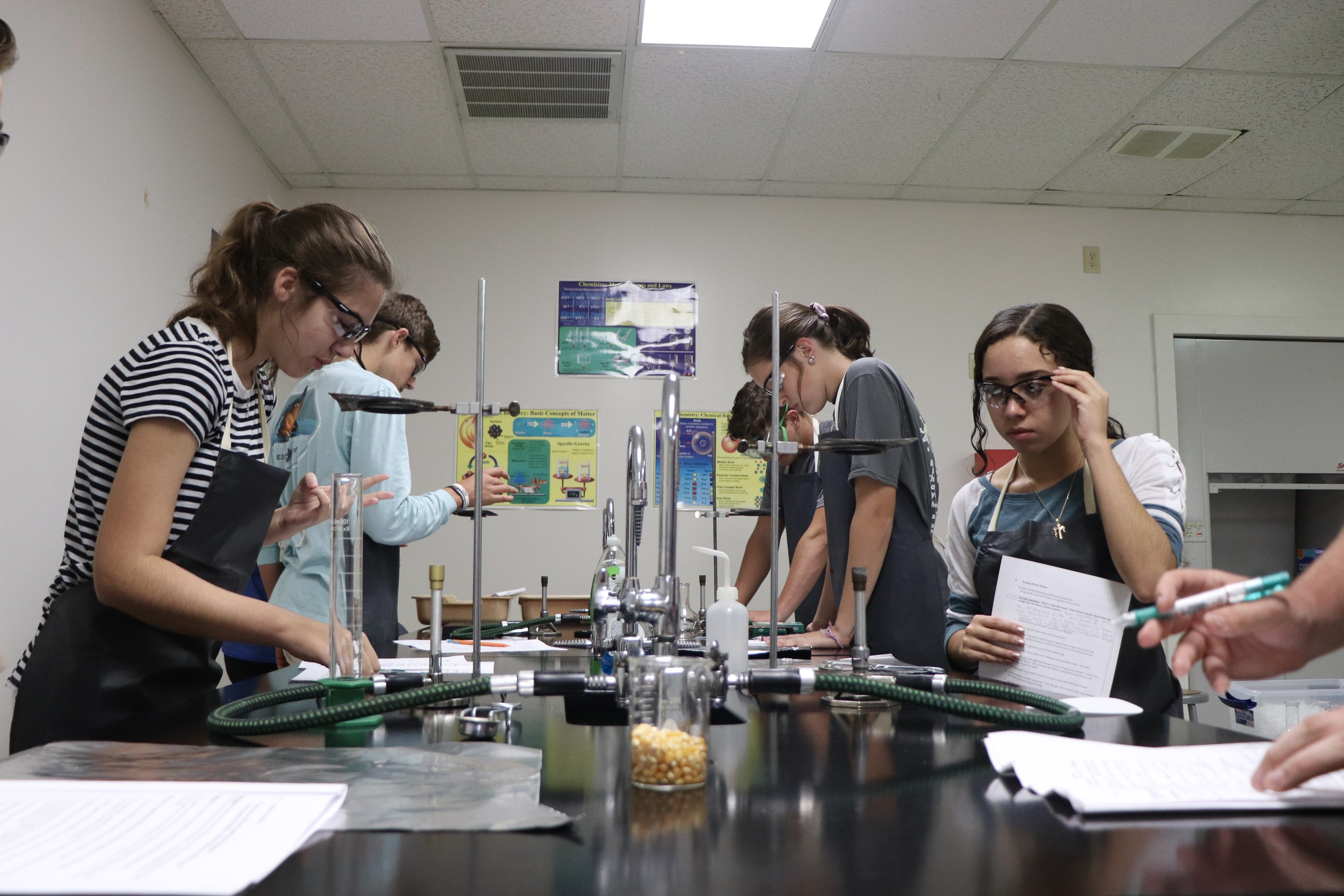 Science Lab pic | Augusta Christian Schools