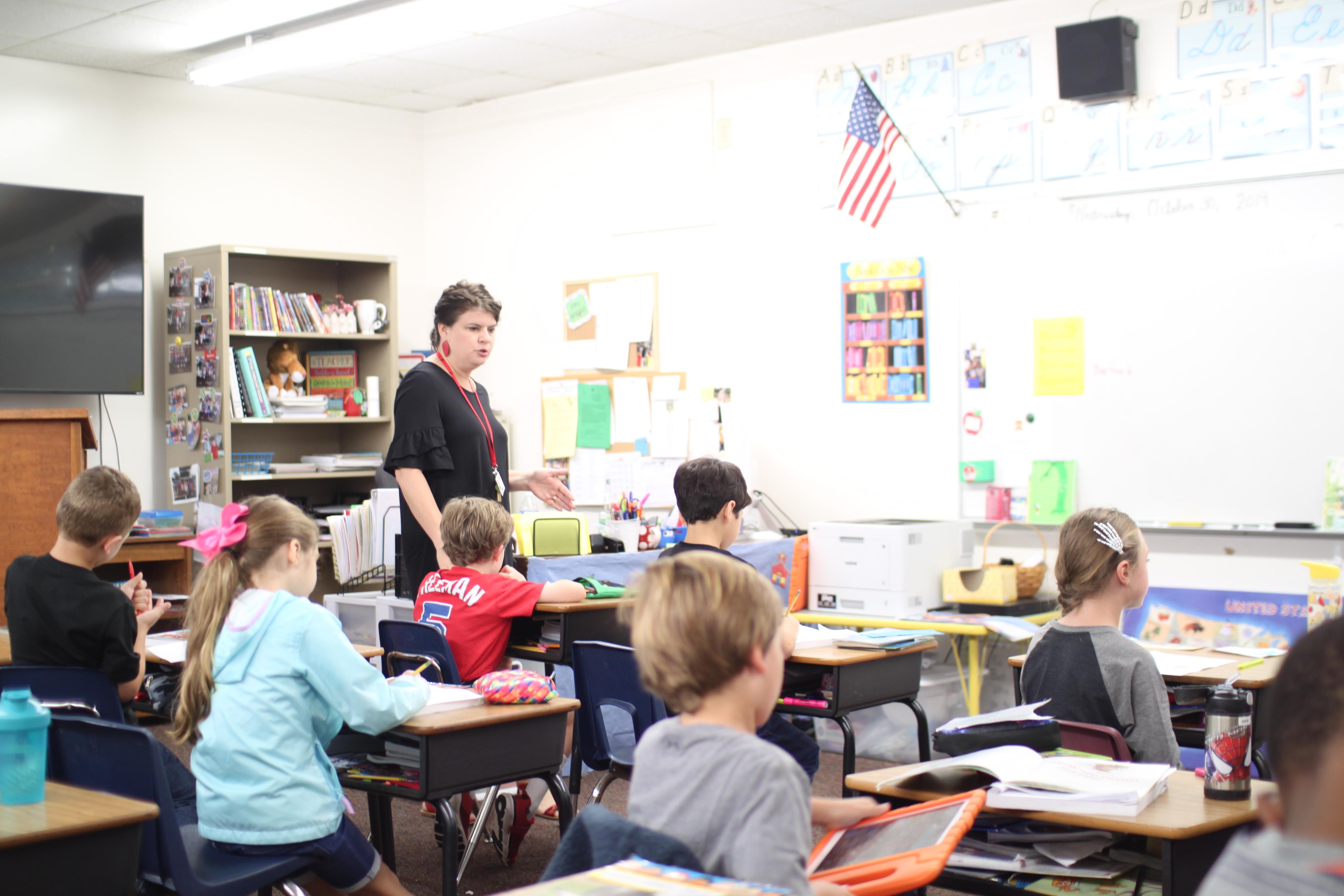 Elem Classroom Pic 2019 3 | Augusta Christian Schools
