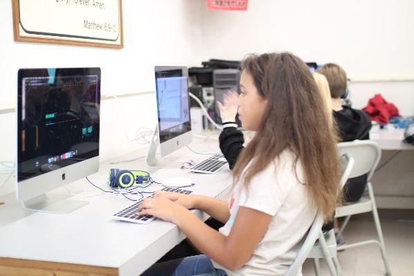 Computer class pic 4 | Augusta Christian Schools