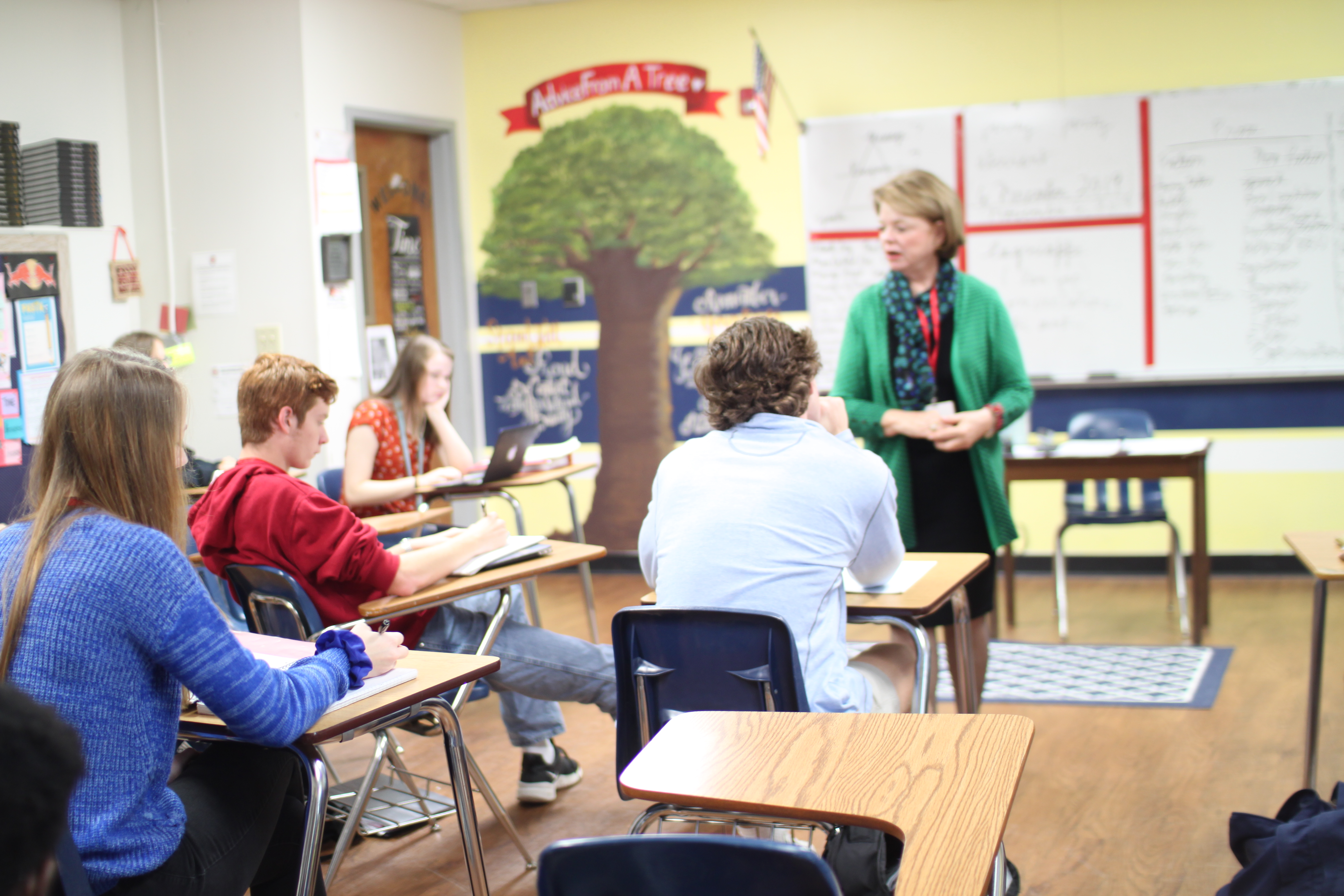 HS Classroom Image 3 | Augusta Christian Schools