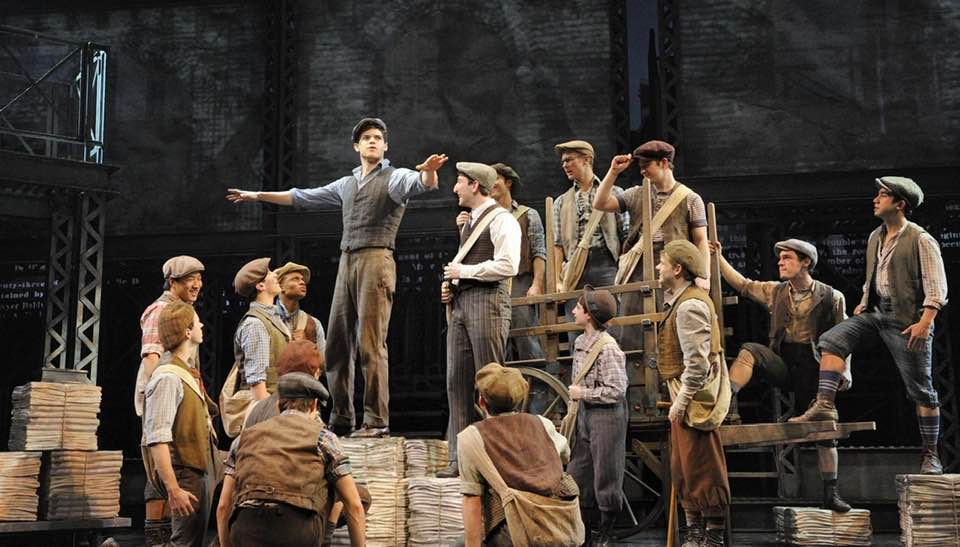 Newsies | Augusta Christian Schools