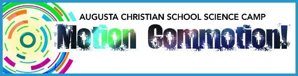 Motion Commotion logo | Augusta Christian Schools
