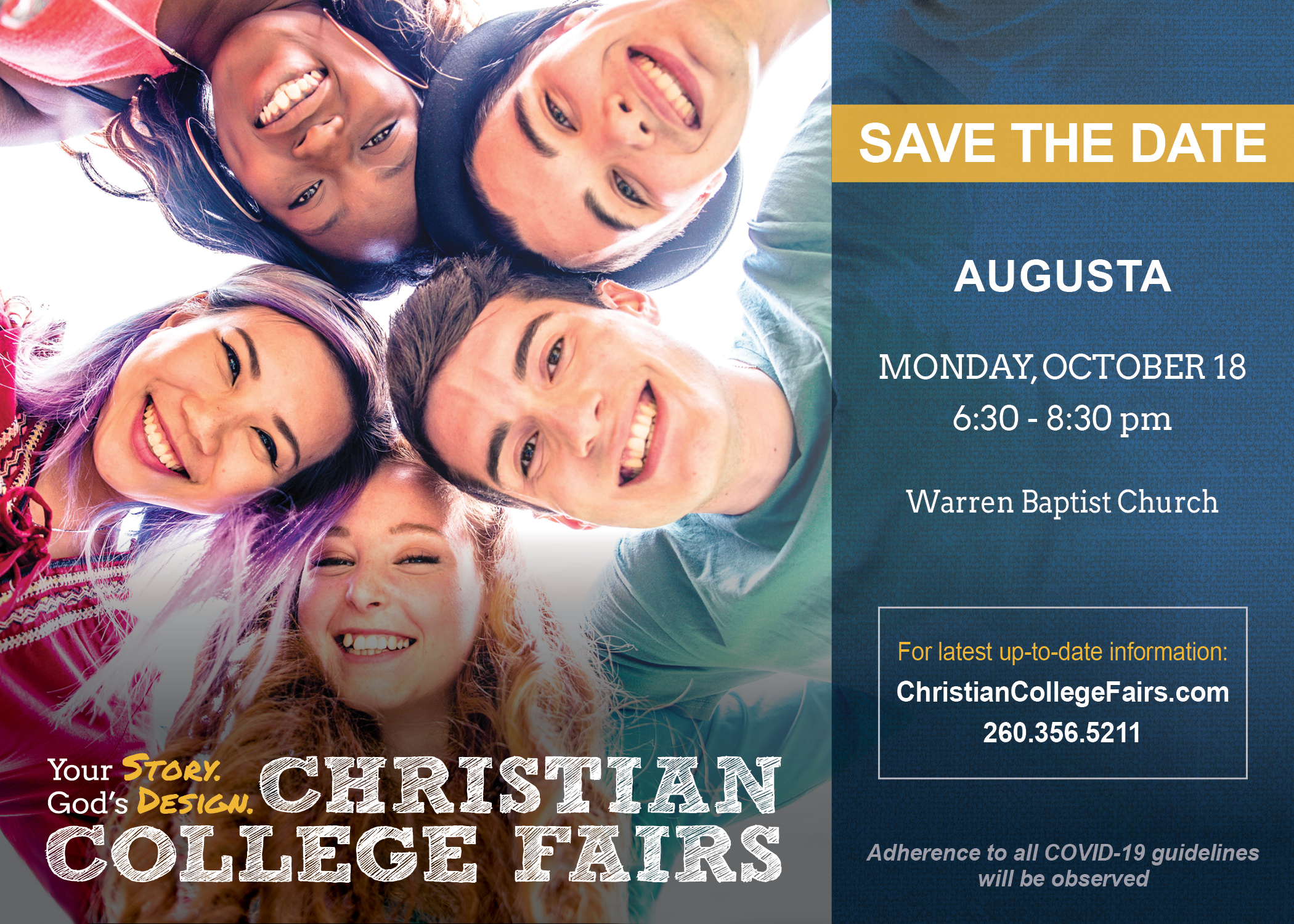 Christian College Fair 2021   Augusta Christian Schools
